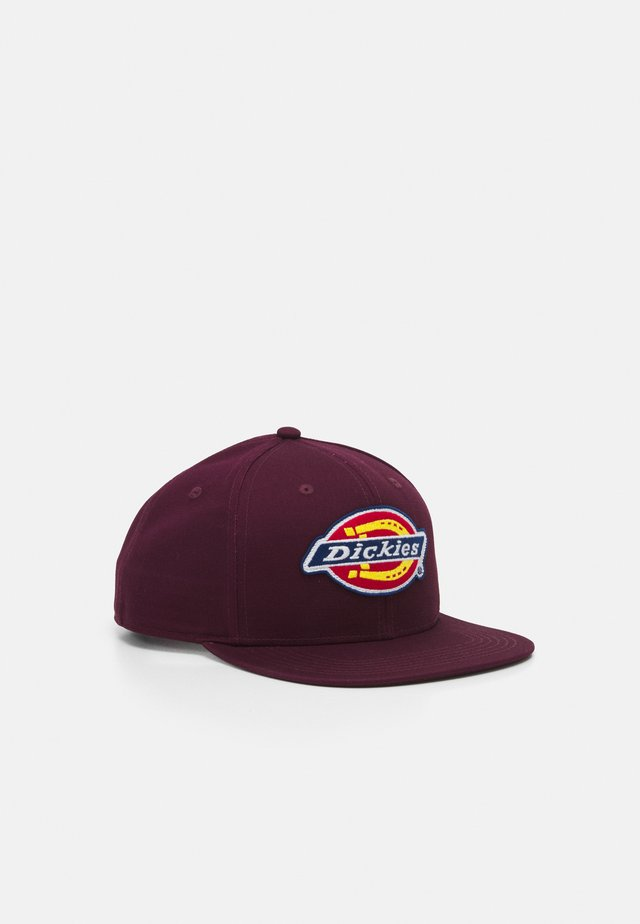 MULDOON PANEL UNISEX - Cap - maroon