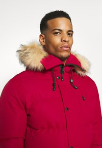 Alessandro Zavetti - OSHAWA PADDED - Winter jacket - red - 4