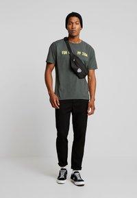 Replay Sportlab - T-shirt con stampa - dark green - 1