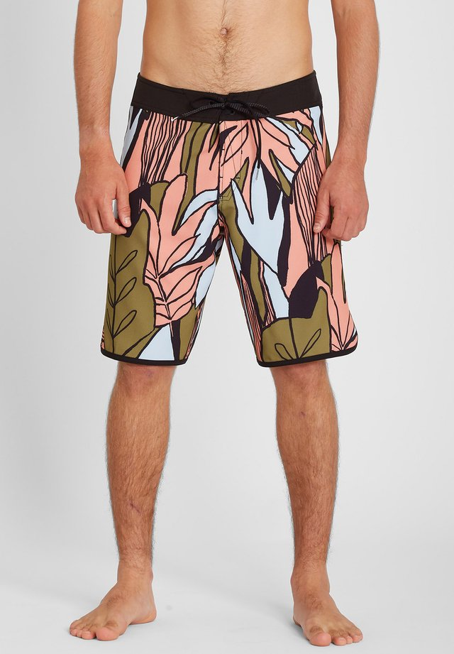 MOD LIDO SCALLOP 20 - Zwemshorts - old_mill