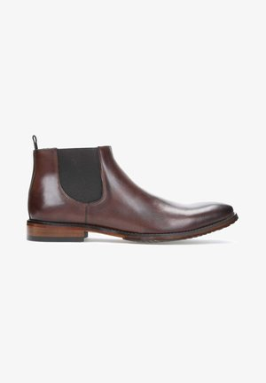 OSVALDO - Classic ankle boots - brown