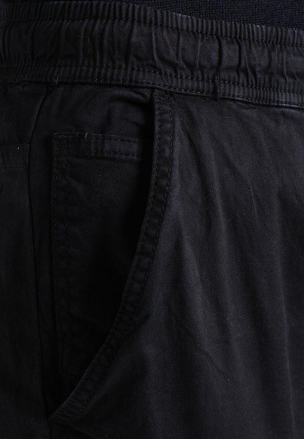 INDICODE JEANS LAKELAND - BojÓwki - black/czarny Odzież Męska BABC