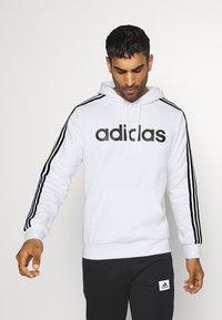 adidas Performance - Hættetrøjer - white/black - 0