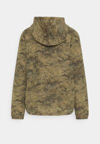 The North Face - PRINTED CLASS FANORAK - Outdoor jacket - olive - 1