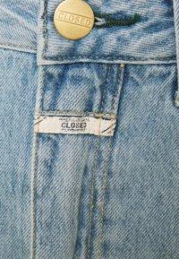 CLOSED - SHEMMETT - Mini skirt - mid blue - 2