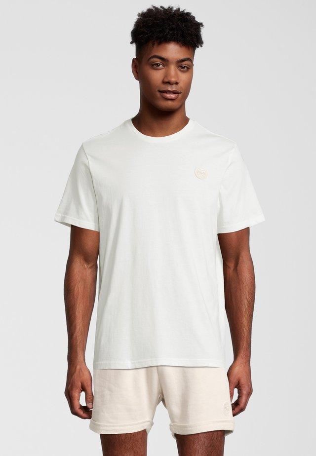 OWEN TEE - T-shirt basic - snow white