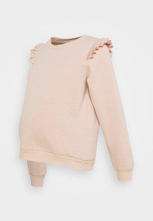 MLBLANCA - Sweatshirt - peach pink