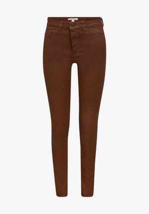 Jeans Skinny Fit - brown