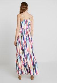 KIOMI TALL - Maxi dress - off-white/blue - 2