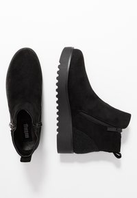mtng - NEW SCHOOL - Ankelboots - black