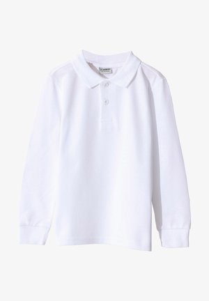 Polo shirt - white