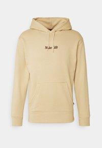 Nike SB - CLASSIC HOODIE UNISEX - Sweatshirt - grain - 0
