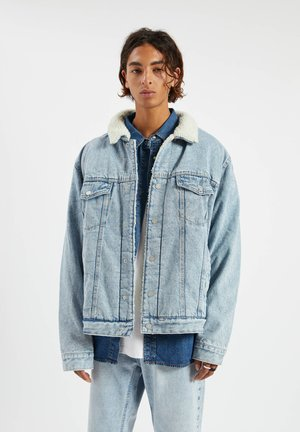 Denim jacket - blue