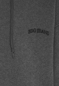 BDG Urban Outfitters - SKATE HOODIE UNISEX - Sweatshirt - black - 2