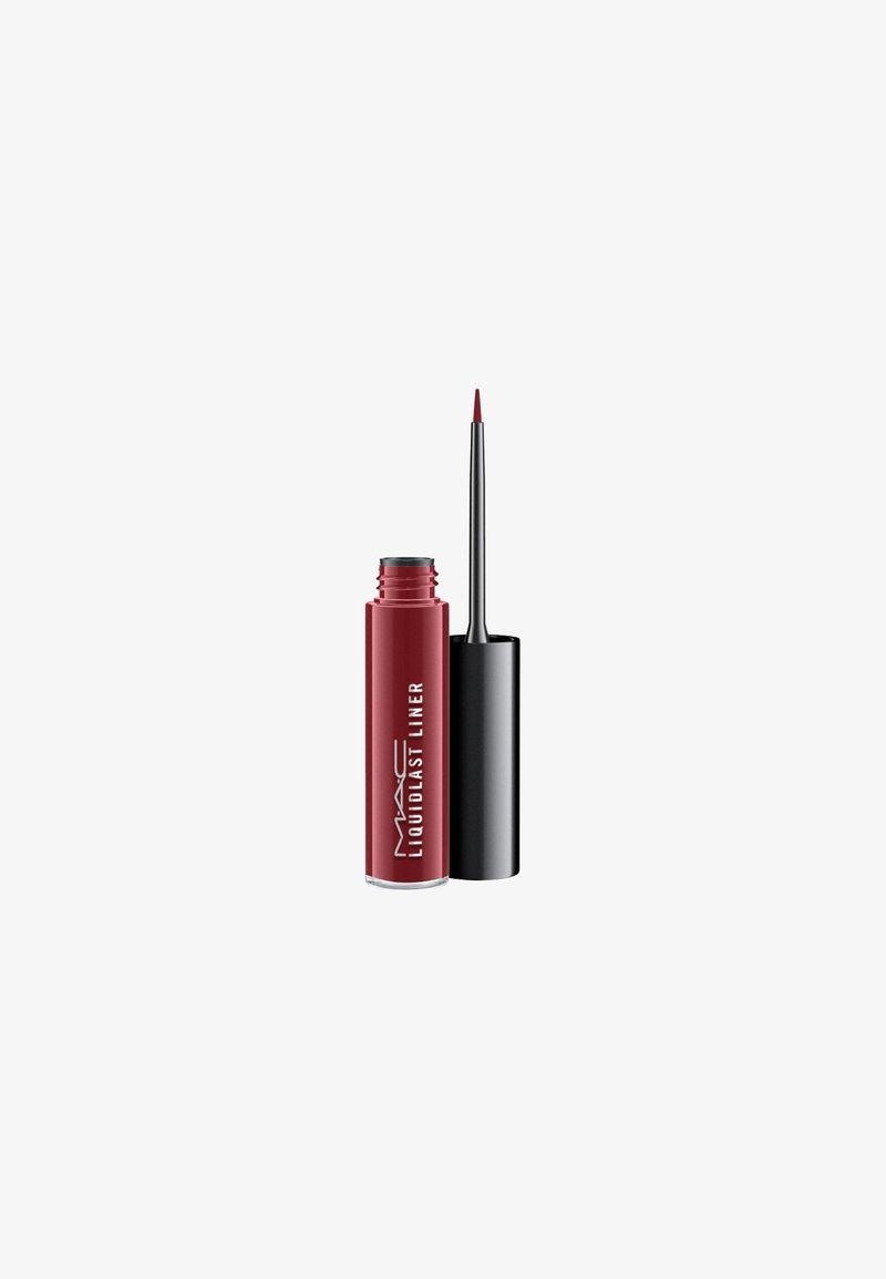 MAC - LIQUIDLAST LINER - Eyeliner - keep it currant
