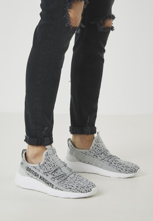 Tenisky - grey/black