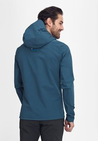 Mammut - AENERGY PRO  - Soft shell jacket - wing teal - 1