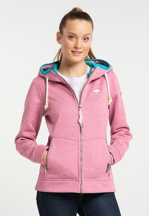 Light jacket - melange pink