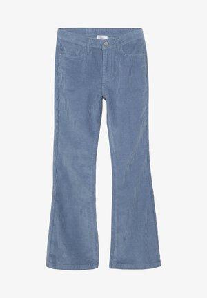 FLARE - Kalhoty - storm blue