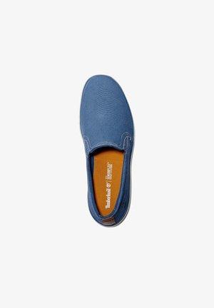 GATEWAY PIER  - Slip-ons - bijou blue