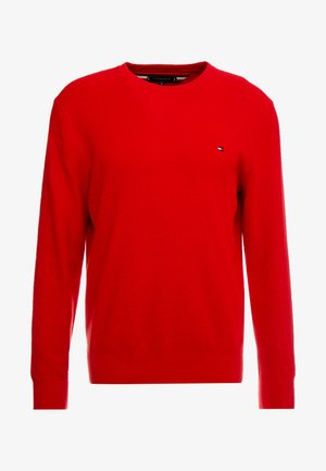 CREW NECK - Jumper - red