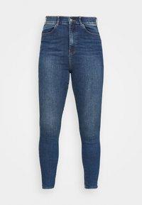 Dr.Denim Plus - MOXY - Jeans Skinny Fit - hurricane dark blue - 3
