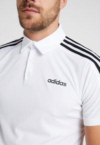 adidas Performance - Funktionstrøjer - white/black - 5