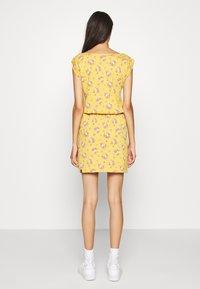 Ragwear - TAMY - Jerseykjole - yellow - 2