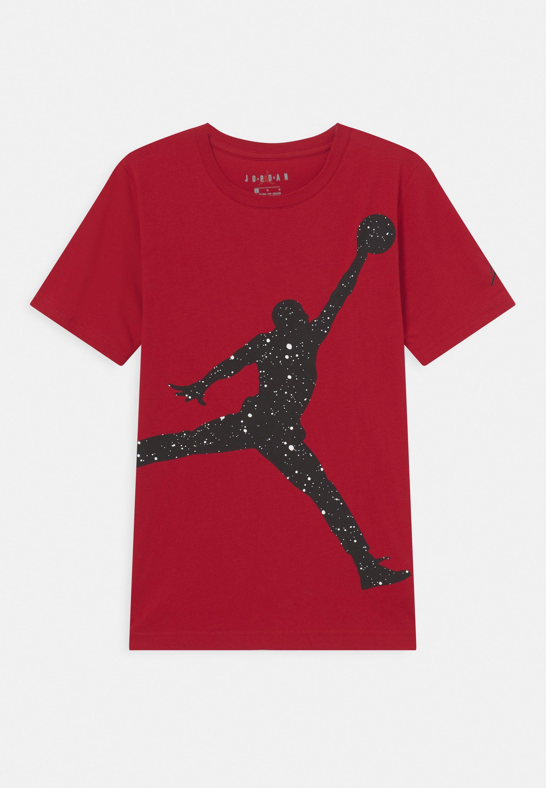 Kids OVERSIZE SPECKLE JUMPMAN - Print T-shirt