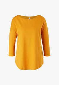 QS by s.Oliver - Long sleeved top - yellow - 6
