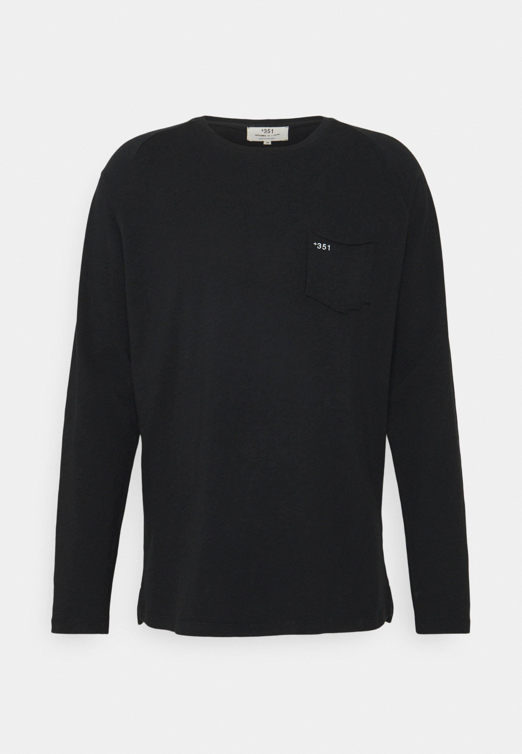 Uomo LONG SLEEVE ESSENTIAL UNISEX - Maglietta a manica lunga