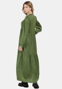 DreiMaster - Maxi dress - oliv - 2