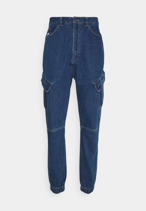 RINSE CARGO - Relaxed fit jeans - blue