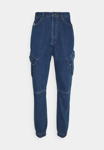 RINSE CARGO - Jeans relaxed fit - blue