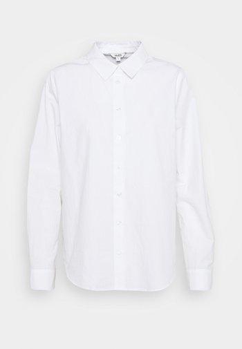 OCTAVIO - Button-down blouse - white