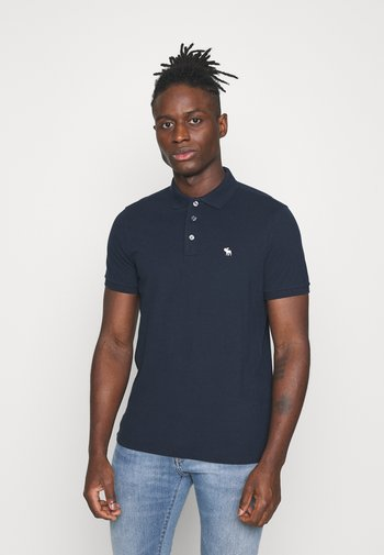 CROSS CHEST TECH 3 PACK - Polo shirt - blue heather/bering sea/navy