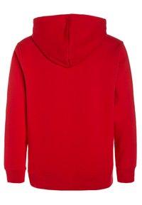 GAP - BOYS ACTIVE ARCH  - Bluza z kapturem - pure red - 1