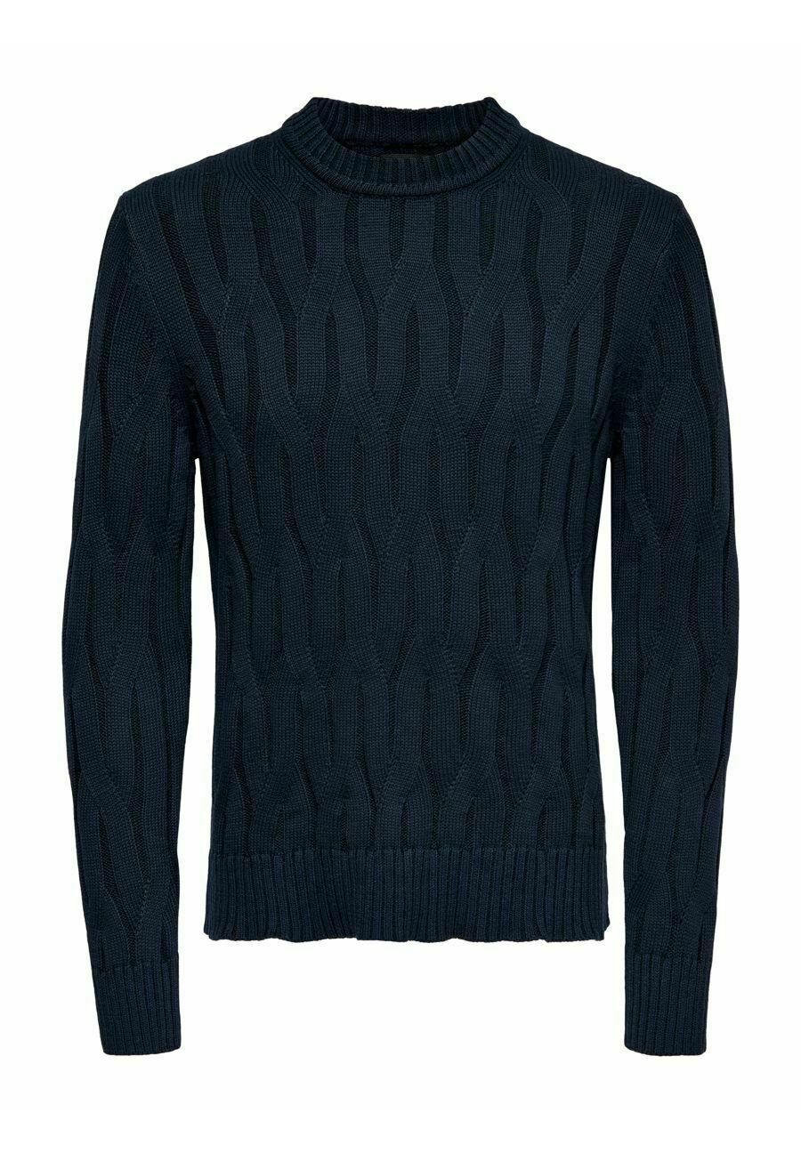 Homme LIFE CABLE - Pullover