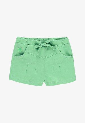 BERMUDA TRICOT FLAME - Shorts - mint