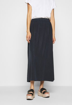 SKIRT LONG - Maxi skirt - scandinavian blue