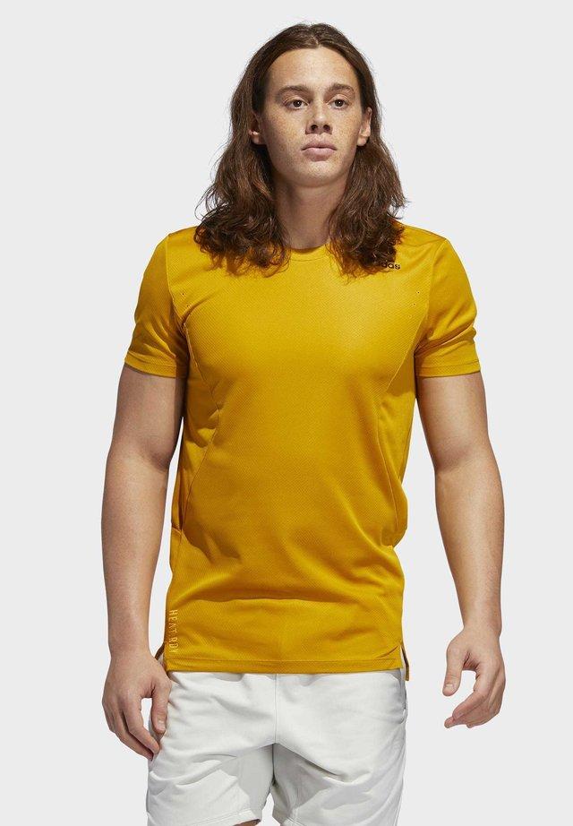 Sports shirt - gold