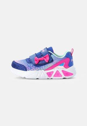 BRIGHTS - Sporta apavi - blue/hot pink mesh