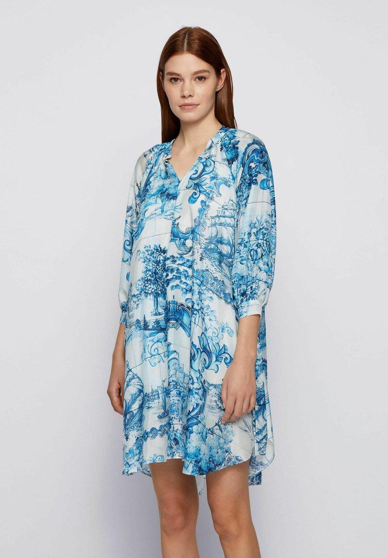 BOSS - DIFLORU - Day dress - patterned