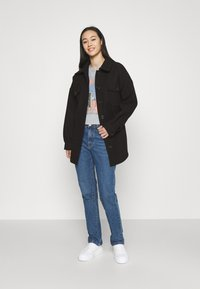 Nly by Nelly - MY DEAREST SHACKET - Short coat - black - 1