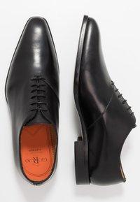 Giorgio 1958 - Elegantní šněrovací boty - nero - 1