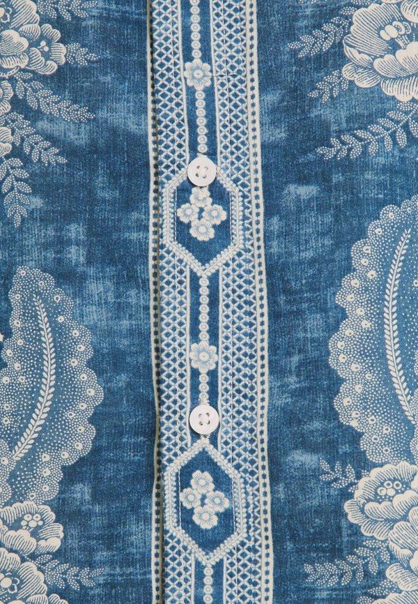 Polo Ralph Lauren RELAXED LONG SLEEVE - Koszula - midnight blue/granatowy BTMY