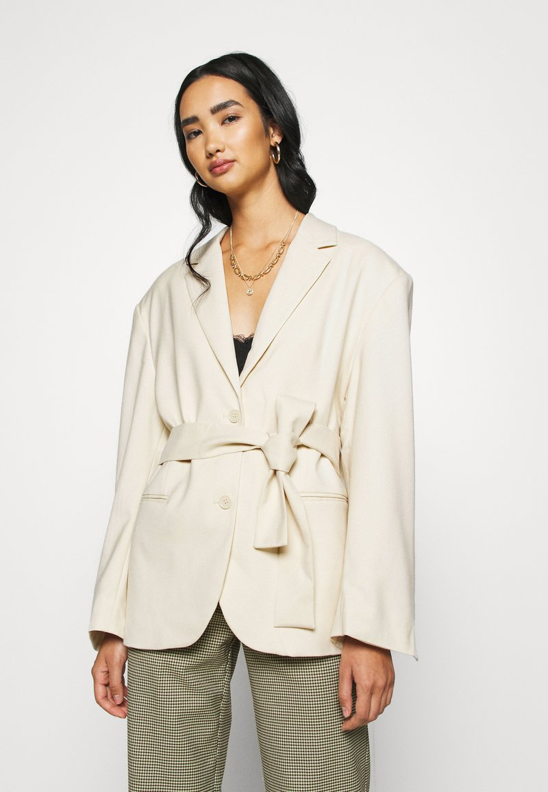 Monki - GABI - Manteau court - light beige