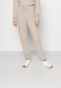 NU-IN - FIT - Teplákové kalhoty - beige - 0