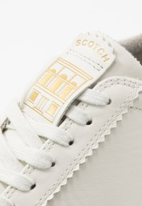 Scotch & Soda - PLAKKA - Sneakers basse - offwhite - 5