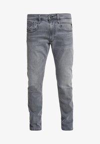 Replay - ANBASS - Slim fit jeans - medium grey - 3